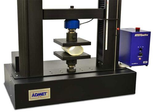 eXpert 2600 configured for Plastics Testing