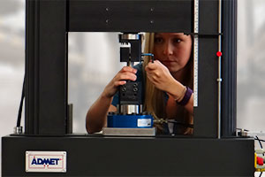 Universal Testing System for Quality Control Testing