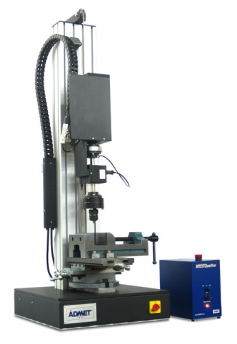 eXpert 9000 Vertical for ASTM A938 testing